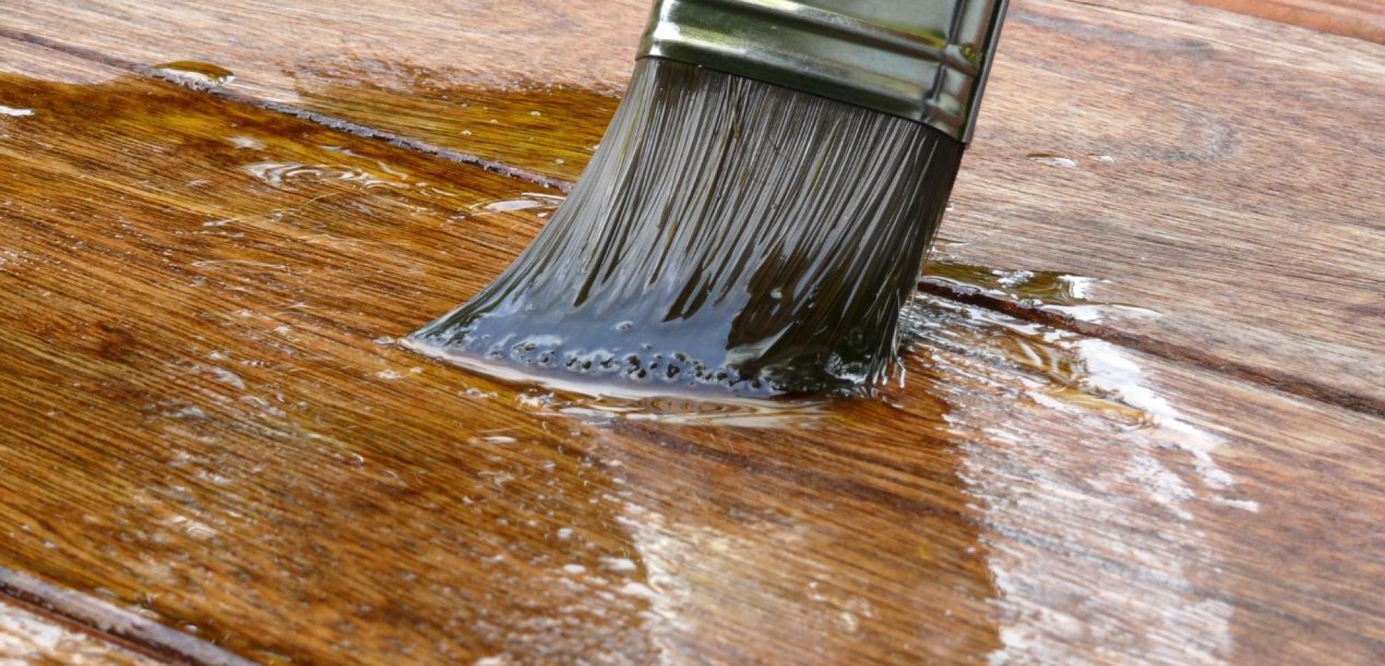 Dicas para a manuten��o da madeira